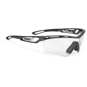 Rudy Project Tralyx Lunettes, graphene black/black - impactx photochromic 2 black